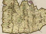 Isle of Arran Old Map