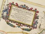 Aberdeenshire and Banffshire Detail