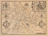 Old Map of Brekon