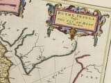 Early Bute Map detail