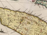 Kintyre early map