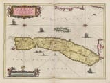Old map of the Isle of Kintyre