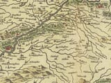 Detail from old Carrick map