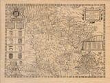 Old Map of Devon