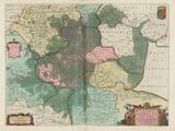 Old East Anglia Map