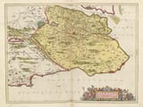 Old Map of East Fife