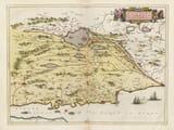 Fife West Map
