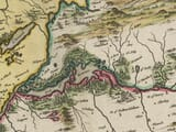 Golloway detail from old map
