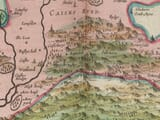 Detail from an old map of Hertfordshire