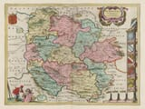 Old Herefordshire Map