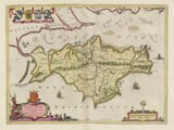 Old Isle of Wight Map