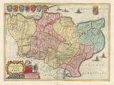 Kent Map 1645