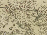 Enlarged section of Dunbarton map