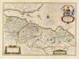 Old Lothians Map