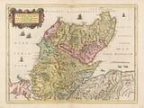 Northern Scotland Map