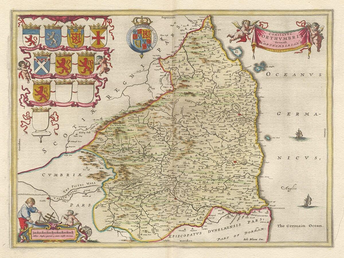 Northumberland 1645