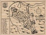 Old Town Plan of Carlisle