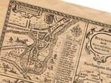 Buckingham Map detail
