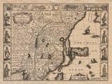 Old China Map