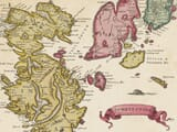 Orkney and The Shetland Islands Detail