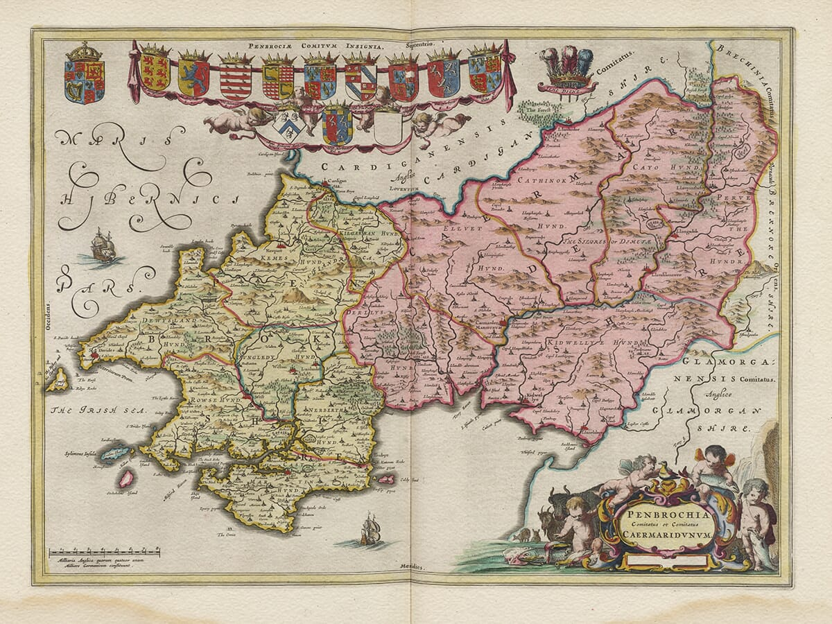 Pembroke 1645