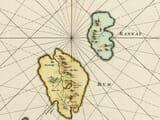 Scottish Small Isles Map Detail