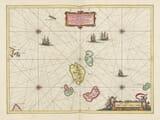 Scottish Small Isles Map