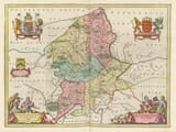 Staffordshire 1645