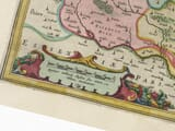 Suffolk Detail from 1645 map