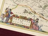 Teviotdale Old Map detail