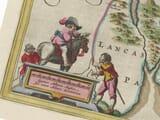 Detail from early Westmoreland Map
