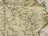 Detail from old Westmoreland Map