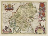 Old Westmoreland Map