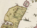 Old Map of Jura