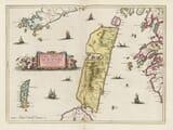 Old Map Isle of Jura