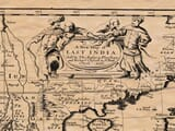 East India Map