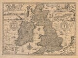 Old Map of Great Britain