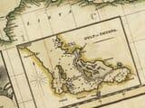 Mediterranean Sea Chart Detail