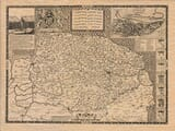 An old map of Norfolk
