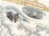 Old-Map-Canada-Detail