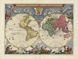 Olde Worlde map