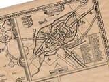 Old Town Plan of Stamford