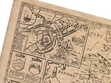Old Town Plan of Hertford