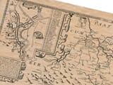 Old Town Plan of Kendal