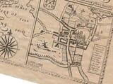 Old Town Plan Peterborough
