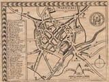 Old Town Plan of Warwick