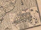 An Old Town Plan of Cork