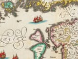 Detail from Old Map Livonia