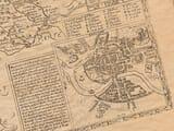Old Town Plan of Bristol