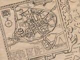 Old Town Plan Northampton